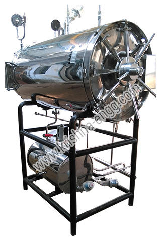 Autoclave Steam Sterilizer Manufacturer